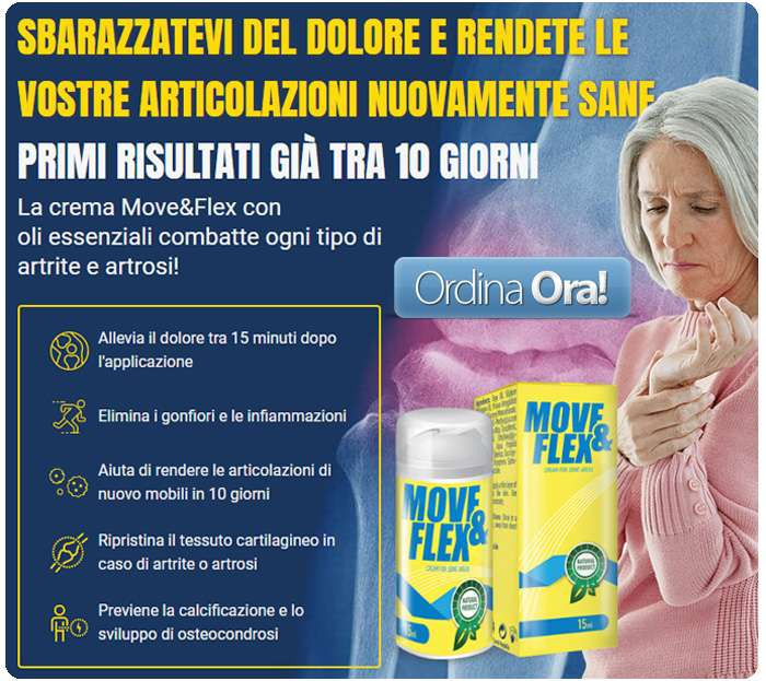 Move&Flex ordine ad un prezzo accessibile.