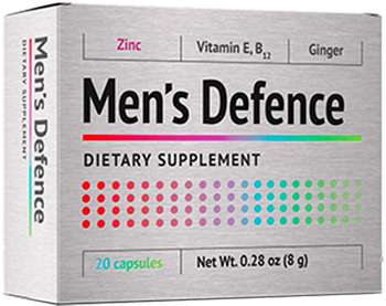 Capsules Mens Defence